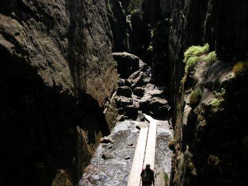 Errant Rocks labyrinth
