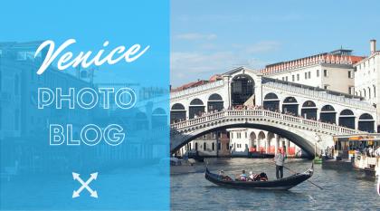 Venice Photo Blog