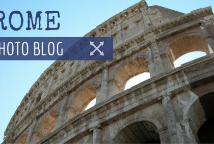 Rome Photo Blog